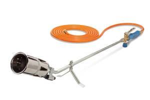 Image of Abflamm- und Anwärmbrenner Set mit Piezo-Zündung CFH