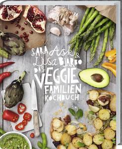 Buch - das Veggie- Familienkochbuch LV.Buch