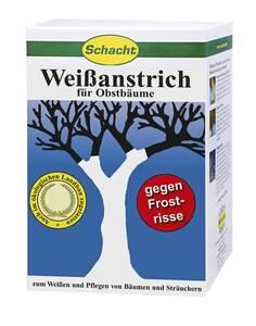 Weißanstrich - biologisches Pflanzenhilfsmittel - einzeln oder im Spar Set Schacht