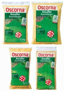 Rasaflor Rasendünger 2,5 kg Oscorna