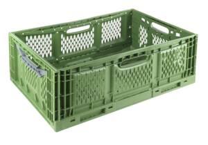 """Image of Kunststoffbehälter klappbar """"Clever-Fresh-Box"""" in unterschiedlichen Größen"""