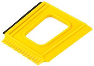 Eiskratzer, quadratisch, 10,5 x 10,5 cm Walser