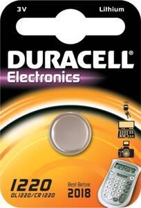 Lithium Knopfzellen Duracell
