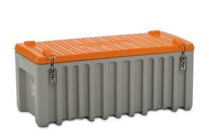 Werkzeugbox, grau/orange - unterschiedliche Größen Cemo | Baumarkt > Werkzeug > Werkzeug-Sets | Polyethylen | Cemo