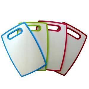 Schneidbretter, 4er Set, farblich sortiert