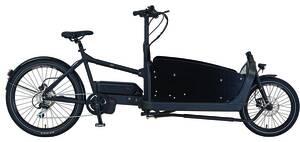 E-Bike Lastenrad 26