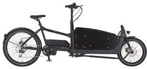E-Bike Lastenfahrrad CARGO E-Transportfahrrad auf Bestes im Test ansehen