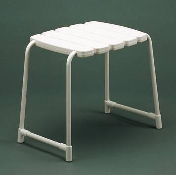 hocker f r bad und dusche tragkraft 120 kg sitzfl che 407 x 350 mm bei westfalia versand. Black Bedroom Furniture Sets. Home Design Ideas