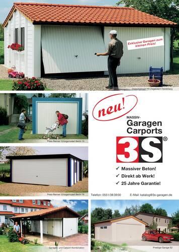 Katalog Garagen 3S/2017