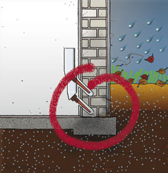 mauertrockner 5 l gegen aufsteigende feuchtigkeit im mauerwerk bei westfalia versand schweiz. Black Bedroom Furniture Sets. Home Design Ideas