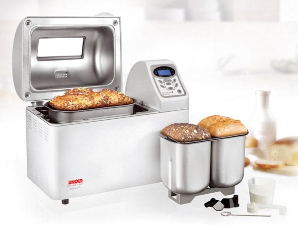 making bread machine