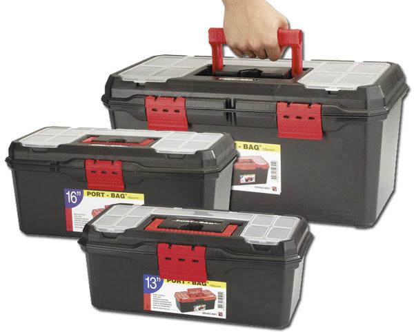 3 tlg profi allzweck koffer set ebay. Black Bedroom Furniture Sets. Home Design Ideas