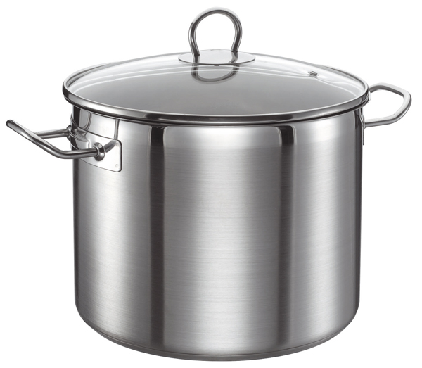 Large Saucepan with 12 and 15 litre volume at Westfalia Mail Order ...
