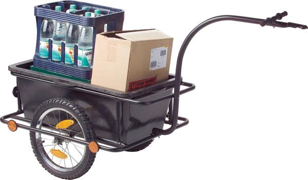 kombinierter fahrrad transportanh nger oder handwagen bei westfalia versand sterreich. Black Bedroom Furniture Sets. Home Design Ideas