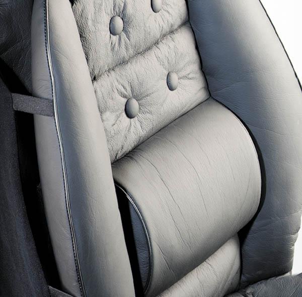 ergonomische sitzauflage schwarz bei westfalia versand. Black Bedroom Furniture Sets. Home Design Ideas