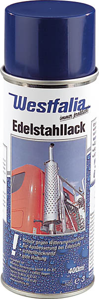edelstahl lack spray 400 ml bei westfalia versand deutschland. Black Bedroom Furniture Sets. Home Design Ideas