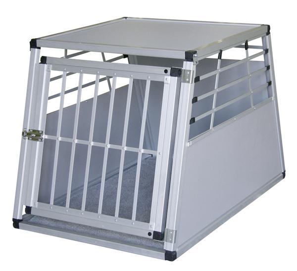 alu hunde transportbox 92 x 65 x 65 cm bei westfalia. Black Bedroom Furniture Sets. Home Design Ideas