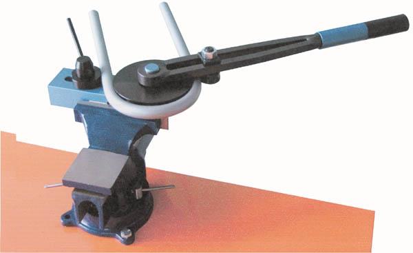 rohr biegeapparat komplett mit vier biegerollen 12 15 18 und 22 mm ebay. Black Bedroom Furniture Sets. Home Design Ideas