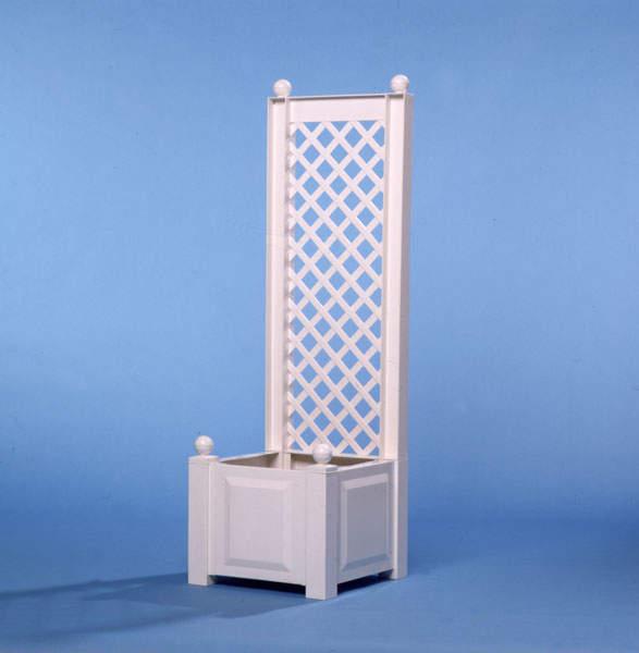 pflanzk bel mit rankhilfe breite 43 cm verschiedene. Black Bedroom Furniture Sets. Home Design Ideas