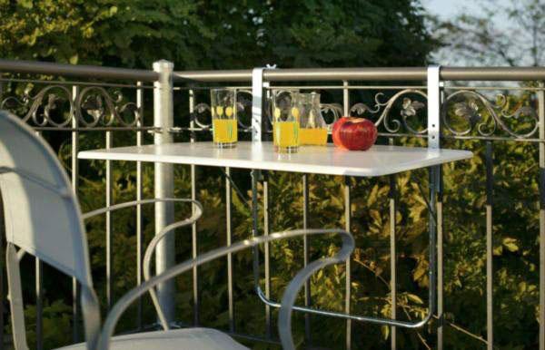 klapptische f r den balkon halbrund oder rechteckig bei westfalia versand deutschland. Black Bedroom Furniture Sets. Home Design Ideas