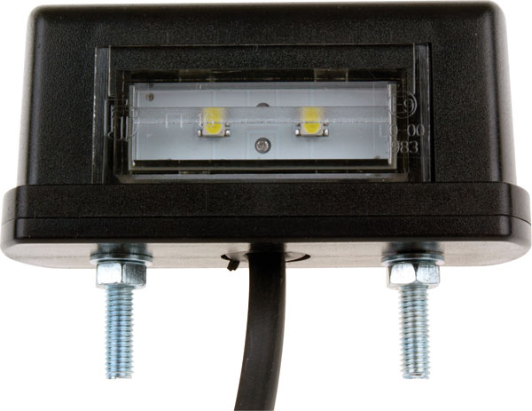 led kennzeichenbeleuchtung bei westfalia versand deutschland. Black Bedroom Furniture Sets. Home Design Ideas