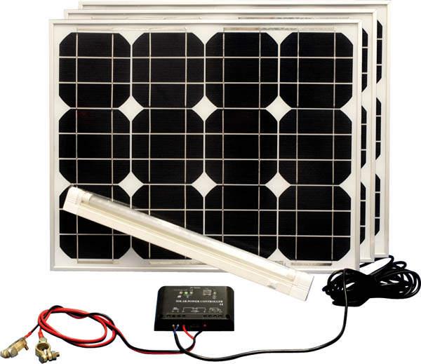 solar inselset 90 watt bei westfalia versand sterreich. Black Bedroom Furniture Sets. Home Design Ideas