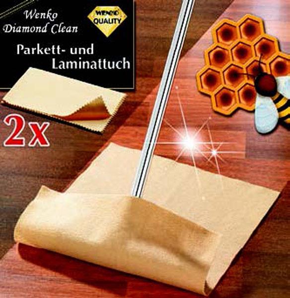 parkett und laminat tuch diamond clean bei westfalia. Black Bedroom Furniture Sets. Home Design Ideas