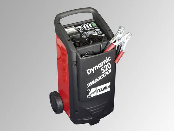 batterie ladeger t dynamic 520 st f r 12 24 volt. Black Bedroom Furniture Sets. Home Design Ideas