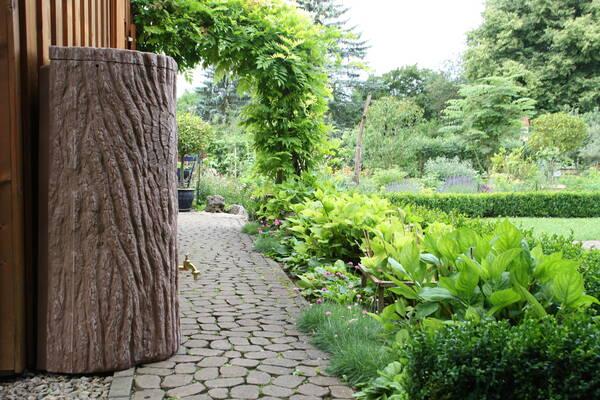 regentonne evergreen lite 300 l farbe dunkelbraun bei westfalia versand deutschland. Black Bedroom Furniture Sets. Home Design Ideas