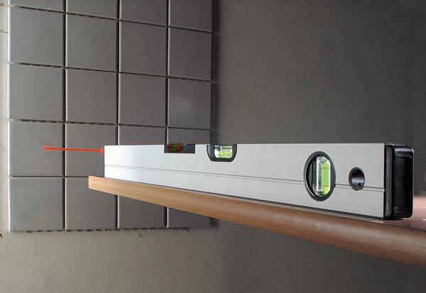 akustische laser wasserwaage einhand bedienbar ebay. Black Bedroom Furniture Sets. Home Design Ideas