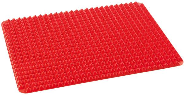 backmatte pyramid pan mit knusper effekt aus silikon bei. Black Bedroom Furniture Sets. Home Design Ideas