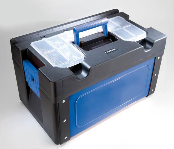 werkzeugkoffer ohne inhalt werkzeugkoffer leer 40x21x20. Black Bedroom Furniture Sets. Home Design Ideas