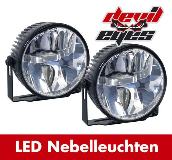 Led nebelscheinwerfer devil eyes for Lampen reparatur berlin