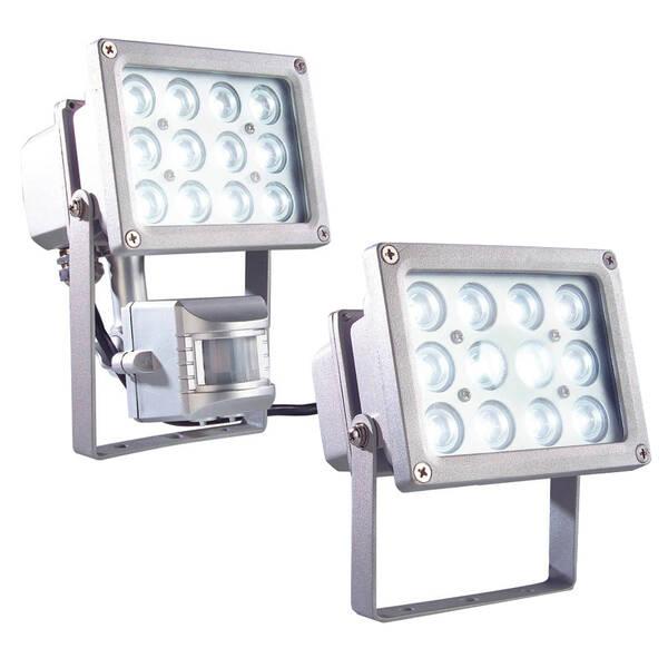 LED Strahler 12 Power LEDs mit und ohne Bewegungsmelder bei Westfalia Versand Österreich