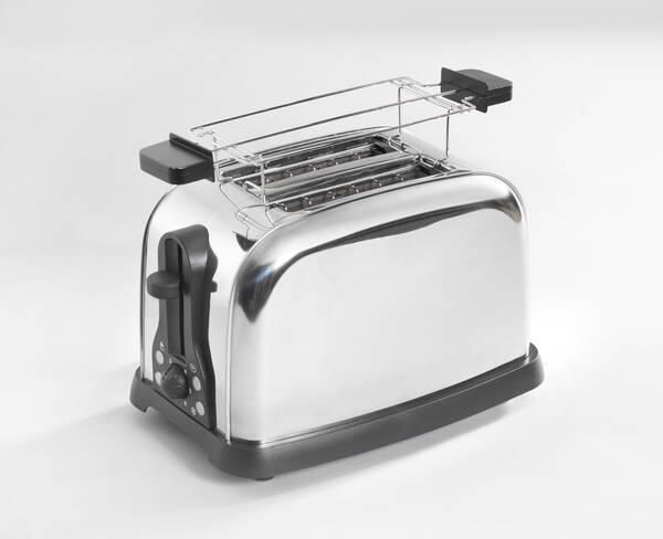 toaster edelstahl bei westfalia versand deutschland. Black Bedroom Furniture Sets. Home Design Ideas