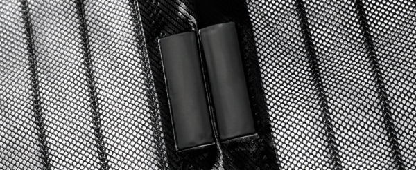 moskitonetz mit magnetverschluss schwarz ma e ca 100 x 215 cm bei westfalia versand deutschland. Black Bedroom Furniture Sets. Home Design Ideas