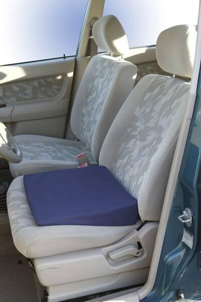 car seat cushion wedge shaped at westfalia mail order uk. Black Bedroom Furniture Sets. Home Design Ideas