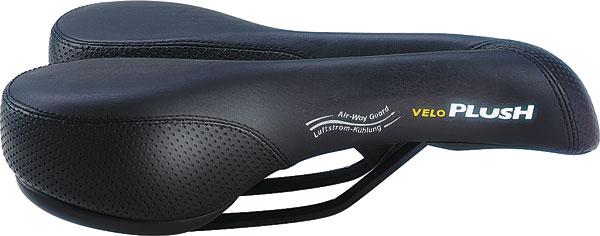Anatomie Fahrradsattel Komfort speziell für Damen (245 x 155 mm) 250199
