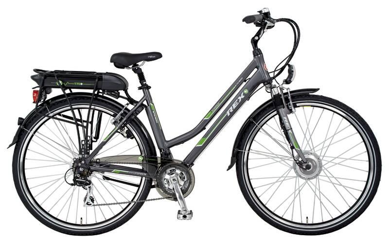 Prophete Rex Moto Damen Alu-Trekking-E-Bike 28 ETK 500