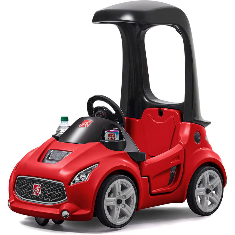 speelauto Turbo Coupe, rood