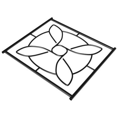 SecuBar Siertralie Deco 1, Zwart, Op de dag, 540 x 525 mm