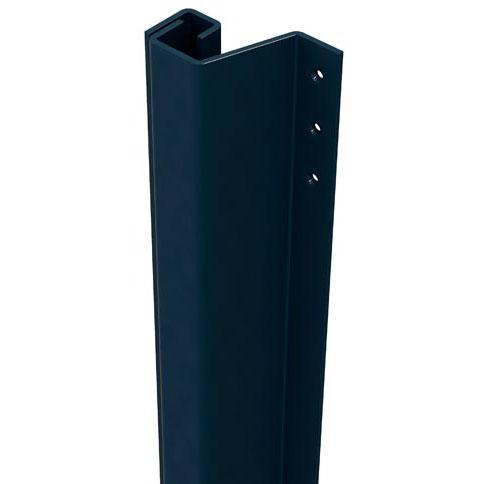 SecuStrip Anti-Inbraakstrip Plus, Achterdeur, Blauw, 2300 mm, terugligging 0-6 mm