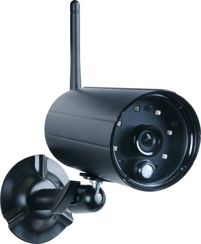 Extra buitencamera voor beveiligingssysteem WDVR720S