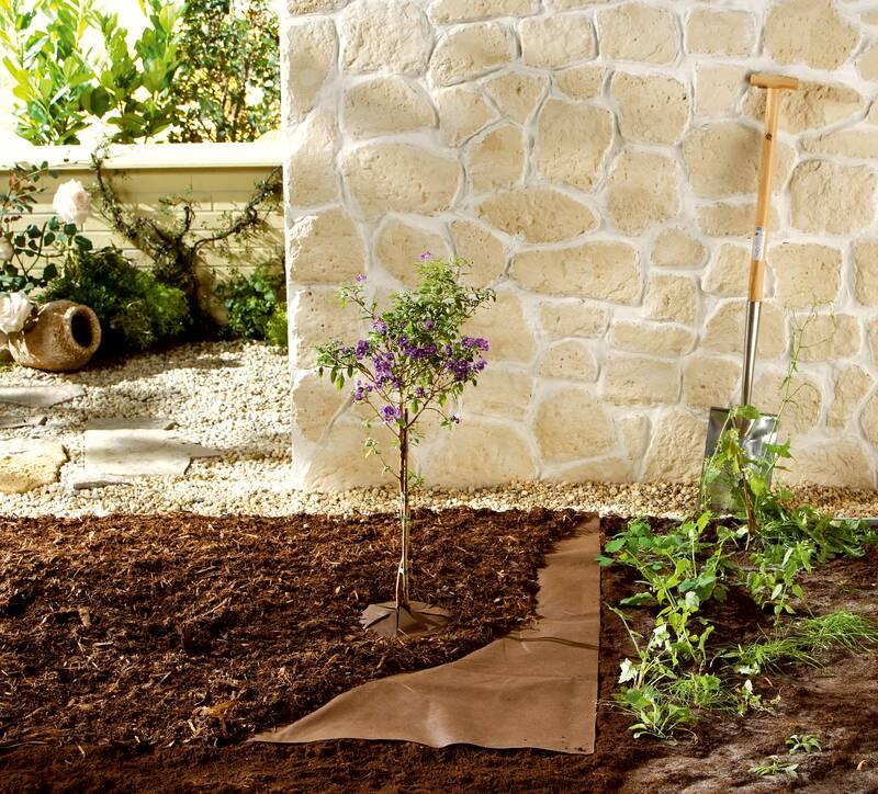 GartenMeister Organische onkruidmat, 1,5 - 10 m