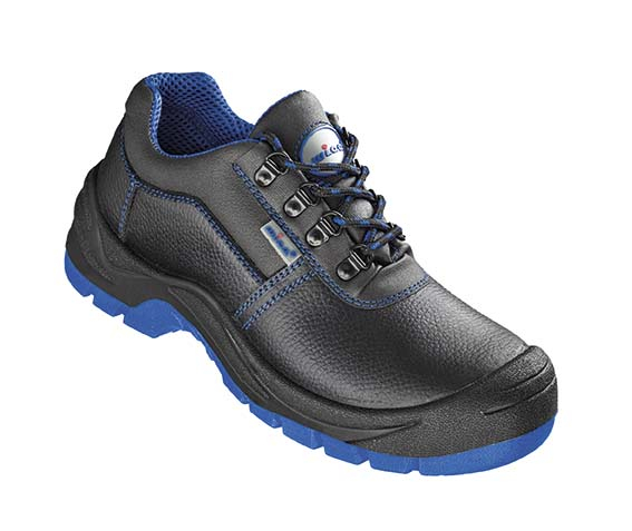 S3 Veiligheids- en werkschoen Zwart/Blauw, maat 48