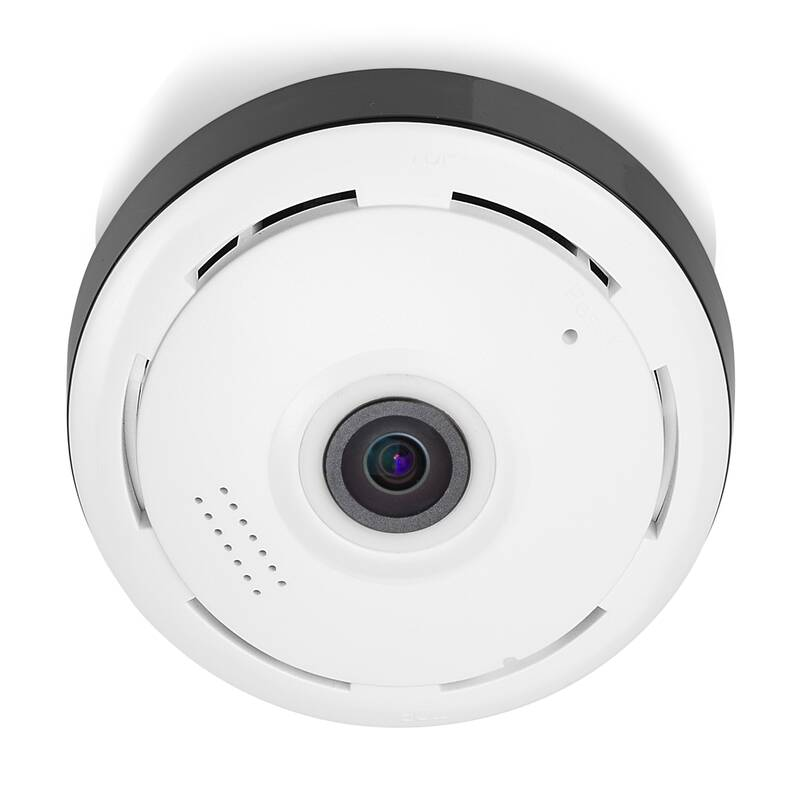 C360IP IP HD Beveiligingscamera met 360 graden kijkhoek met nachtzicht