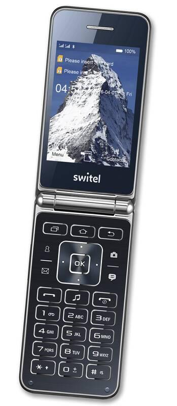 klaptelefoon M600D met camera/DualSim/radio