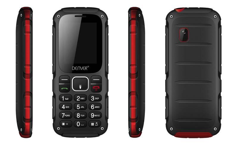 Outdoor Mobiele Telefoon, met Camera, Bluetooth en dual-SIM