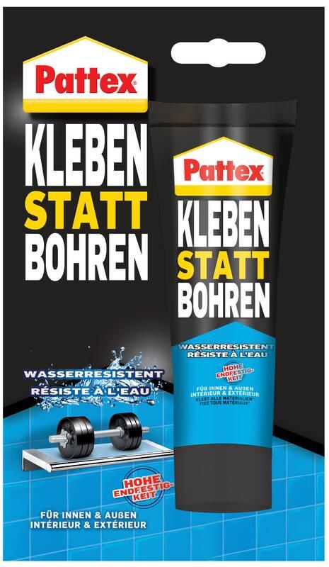 Pattex Lijmen in plaats van boren, waterbestendig, 142 g