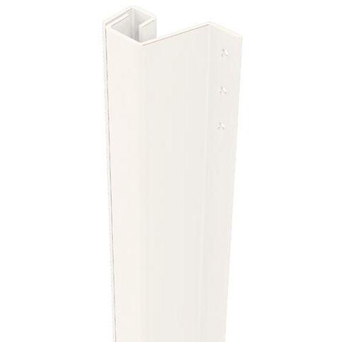 SecuStrip Anti-Inbraakstrip Plus, Achterdeur, Crème, 2300 mm, terugligging 14-20 mm